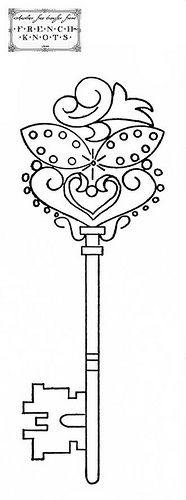 17 best images about locks and keys embroidery patterns on