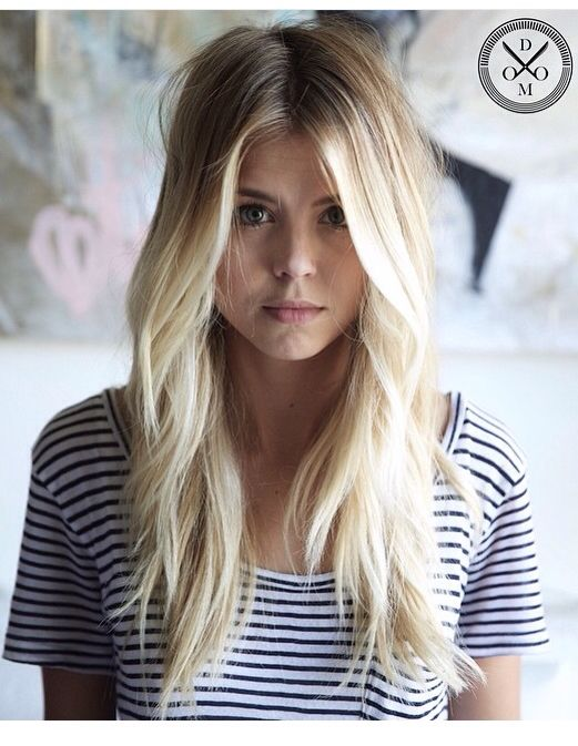Astonishing 1000 Ideas About Blonde Haircuts On Pinterest Short Blonde Hairstyle Inspiration Daily Dogsangcom