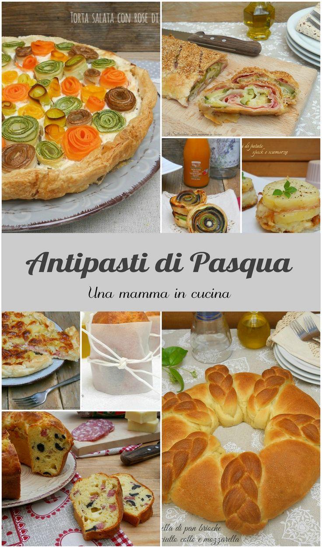 ANTIPASTI DI PASQUA, una raccolta sfiziosa e semplice per i vostri menù pasquali, per rendere colorata e allegra la vostra tavola #antipasti #Pasqua #easter #easterrecipe #ricette #appetizer