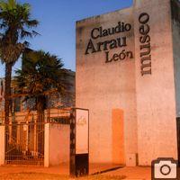 Museo Claudio Arrau. Ilustre Municipalidad de Chillán