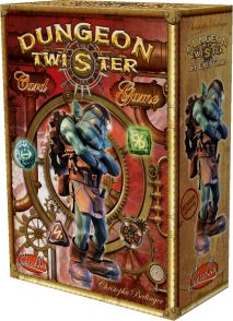 Dungeon Twister The Card Game | Asmodee Editions