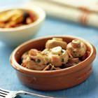 2 Champignons met spek (tapas)  https://www.okokorecepten.nl/recept/groenten/champignons/