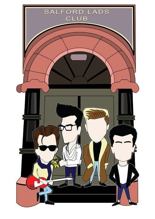Cartoon Smiths