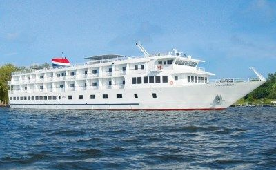 American Cruise Line small ship cruises from Charleston to Florida along southern coast.