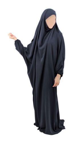 overhead-jilbab-Raas-french-canadian-khimar-abaya-bisht-islamic-Hijab-niqab-M