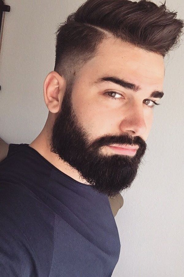 Hairstyles For Men With Beards 175 Best Hairstyle Men Images On Pinterest  Hair Cut Men's