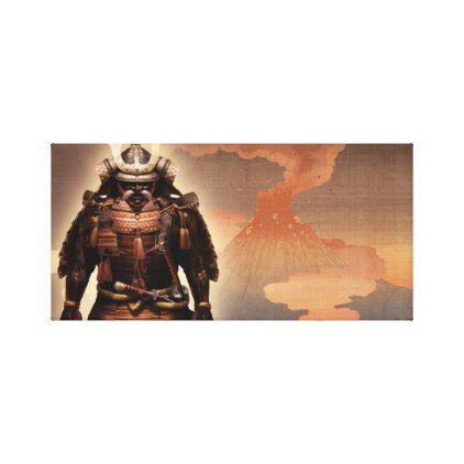 Total War Shogun 2 Canvas Print  $99.90  by Crissie_Forrey  - cyo customize personalize diy idea