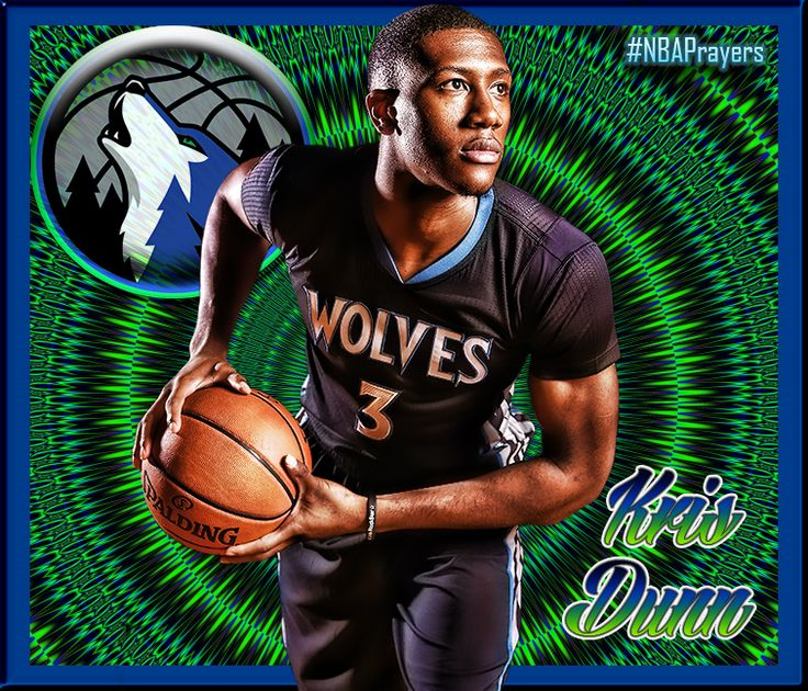 NBA Player Edit - Kris Dunn