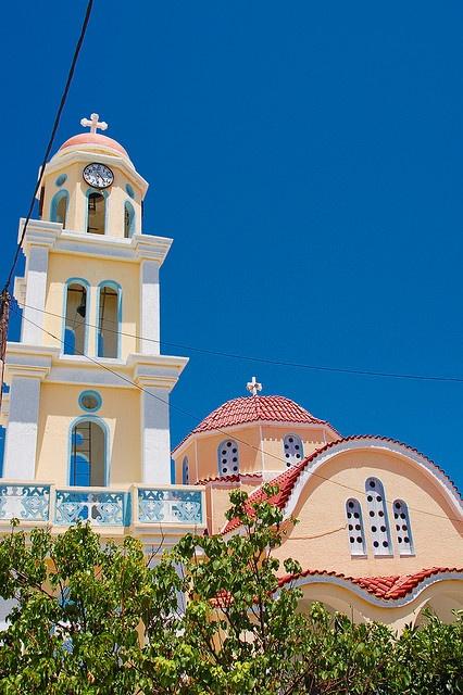 Diafani, Karpathos 2009, Greece by kruijffjes, via Flickr