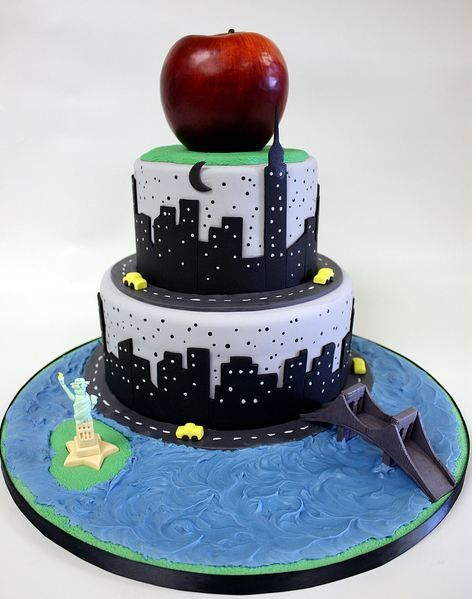 nyc themed wedding cakes 17 best ideas about new york cake on amazing 17953