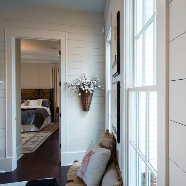 SmartSide Panels By LP Line The Interior Of Our All American Cottage Adding  To Its