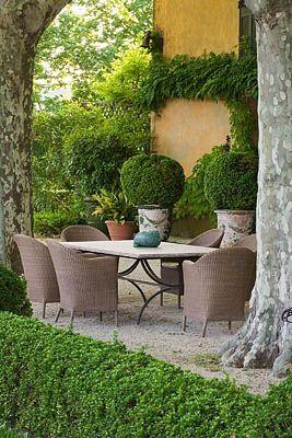Mediterranean Garden Design Set 338 Best Patio Images On Pinterest  Formal Gardens Front Gardens .