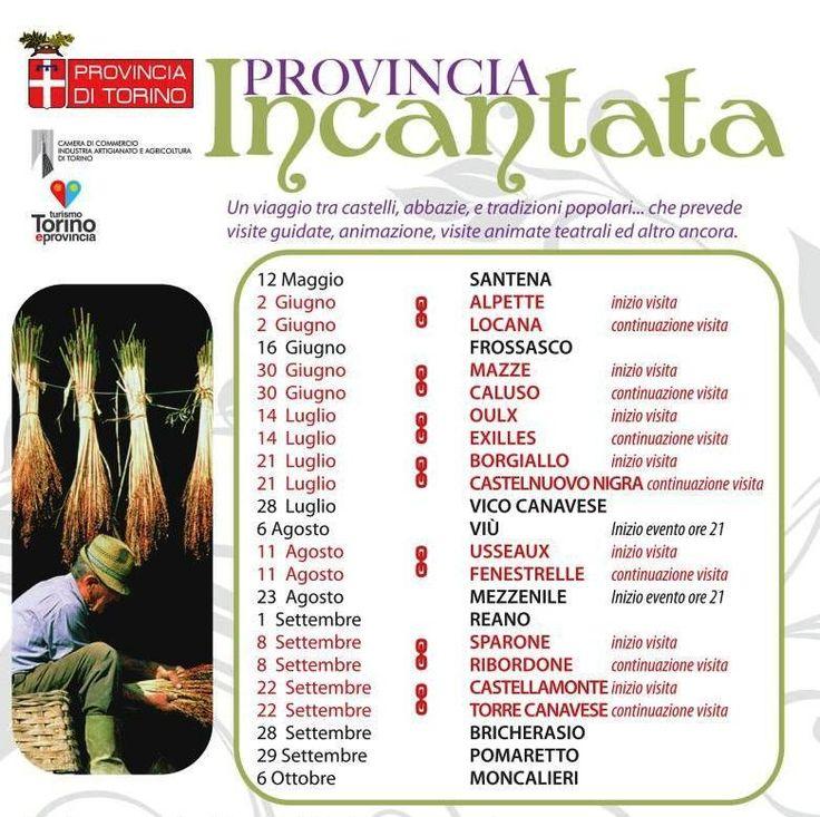Continua #ProvinciaIncantata 2013: teatro, visite guidate e degustazioni Domenica 1 settembre #Reano #aboutvalsangone http://www.corriereinformazione.it/2013072526623/intrattenimento/provincia-incantata-teatro-visite-guidate-e-degustazioni.html