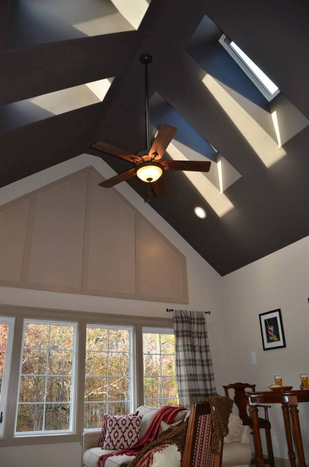 Have you installed roof windows that are too high to reach? Add a conversion kit so you can open and close them easily.