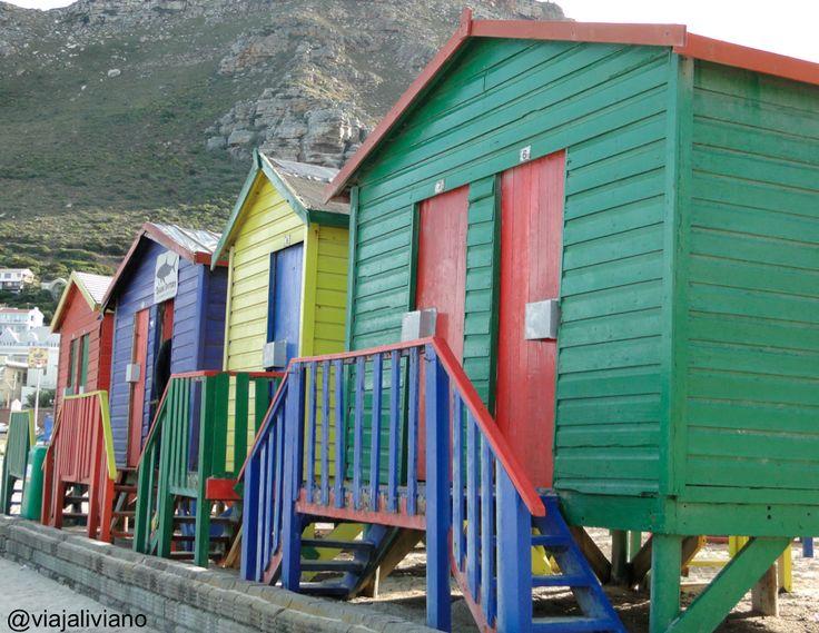 Muizenberg Ciudad del Cabo - Sudáfrica  - Cape Town - South Africa - Africa