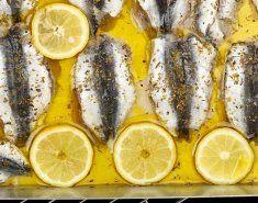 Σαρδέλες με λεμόνι στο φούρνο - Images