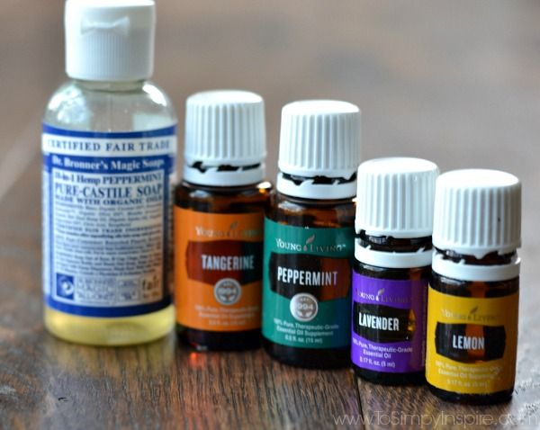 This easy recipe for Homemade Poo Pourri Spray amazingly gets traps and prevents those dreaded bathroom odors.