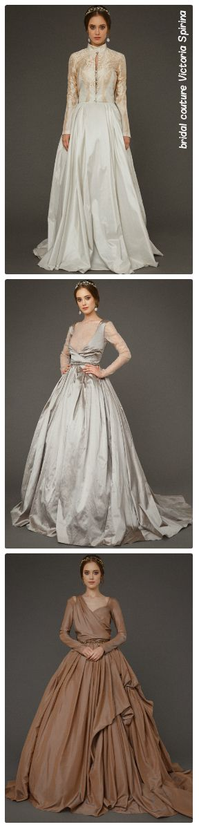 Now you can buy Royal dresses that are made of natural fabrics from the trendy Russian designer Victoria Spirina. WWW.VICTORIASPIRINA.COM A nice price and very high quality tailoring. #alternativeweddingdress #Openbackweddingdress #Lowbackweddingdress #Sexyweddinggown #Dramaticweddingdress #Plungingnecklineweddingdress