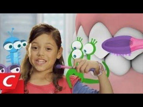 Cepillado y uso de hilo dental: técnicas para niños | Colgate®