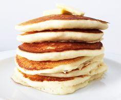 Alton Brown's Pancake Recipe