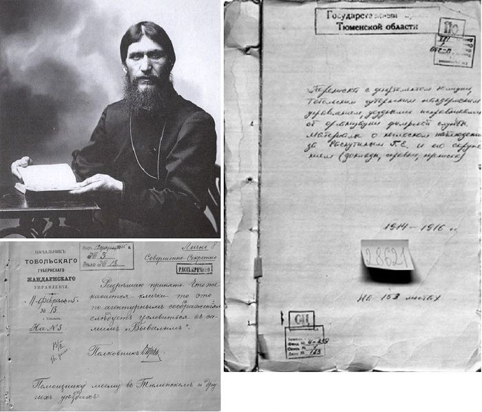 rasputin speech Sometime over the course of the night and the early morning of december 29-30, 1916, grigory efimovich rasputin, a self-proclaimed holy man, is murdered by russian nobles eager to end his .