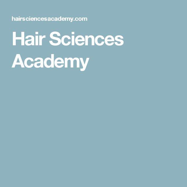 Hair Sciences Academy