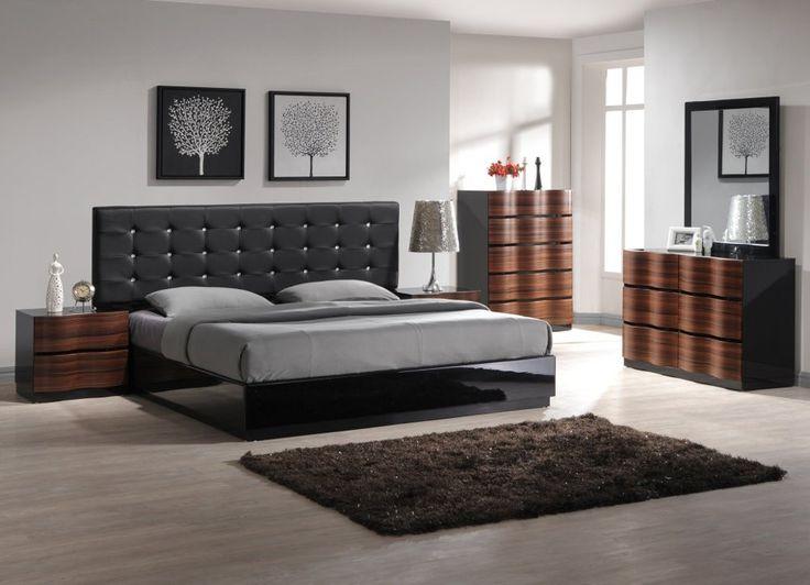 10 Lovely king size bedroom sets modern Image Ideas