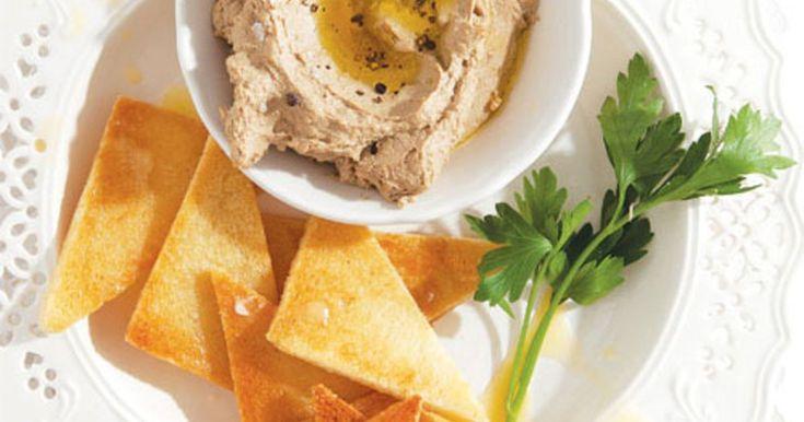 Recette de pâté de foie de poulet   – E A T