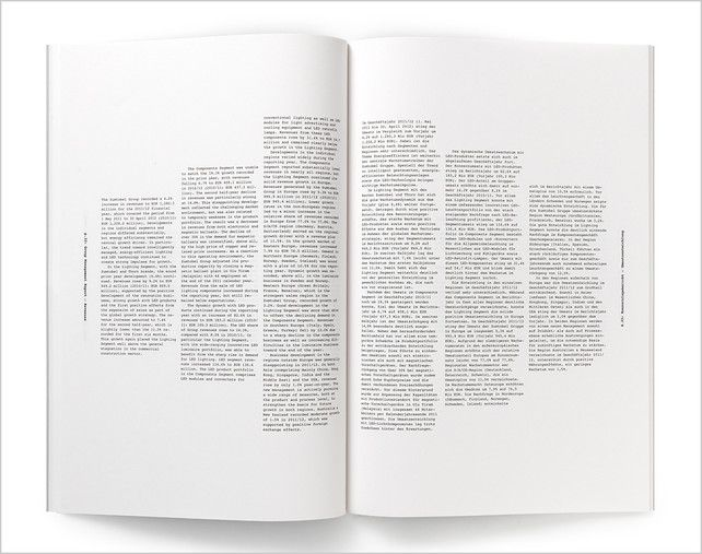 1 | Anish Kapoor Helps Design An Awesome Annual Report | Co.Design: business + innovation + design