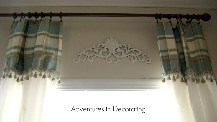 Need to do this for the family room curtains.