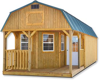 Backyard Buildings | Portable Sheds