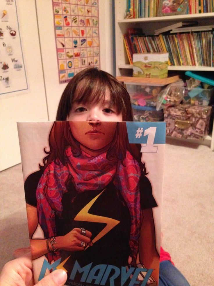 Ms. Marvel and how the comics industry created a complex character for girls to understand
