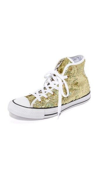 Chuck Taylor Holiday Party High Top Sneakers