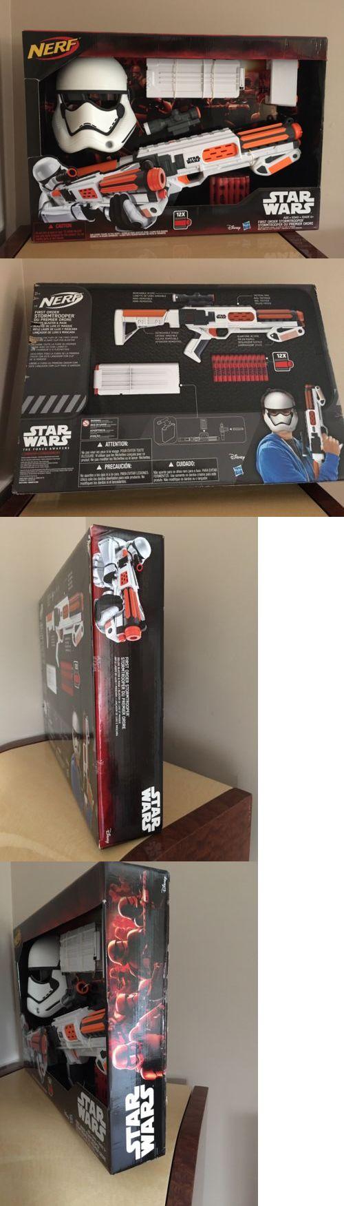Dart Guns and Soft Darts 158749: Nerf Star War Episode Vii -> BUY IT NOW ONLY: $45 on eBay!