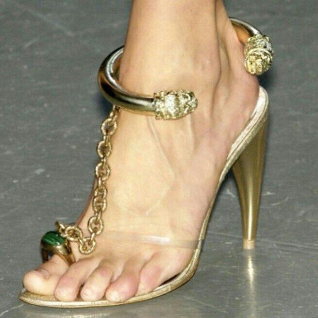 McQueen shoes ..