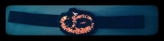 O's headband by HAPPYLA on Etsy, $10.00