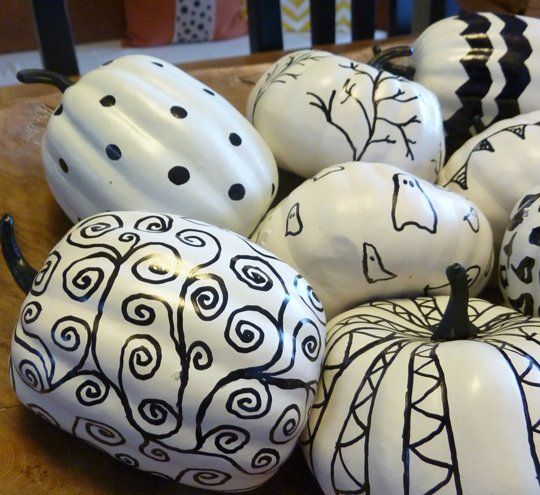 10 best images about fall on pinterest mantels mantles White pumpkin carving ideas