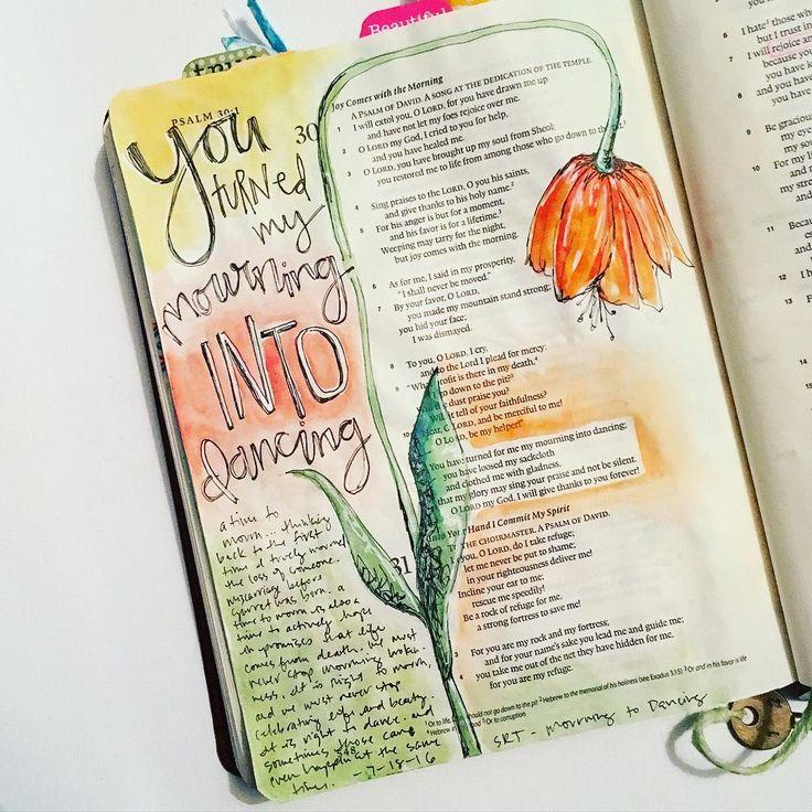 Psalm 30 / bonniewid                                                                                                                                                                                 More