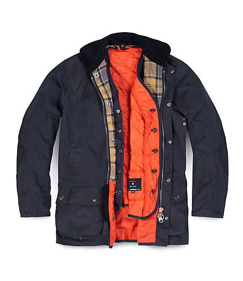 The Barbour Jacket You Dont Have to Be a Deerfield Alum to Own