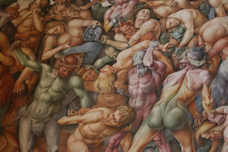 The Damned, Luca Signorelli