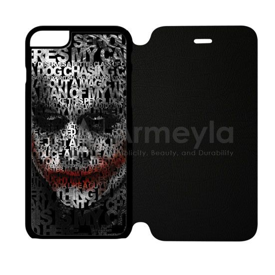 Joker Batman iPhone 6/6S Flip Case | armeyla.com