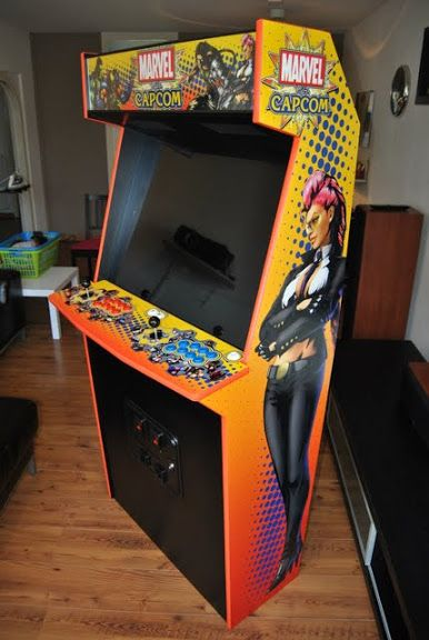Vintage Arcade Games >> LCD Monitor Options - KLOV/VAPS Coin-op Videogame, Pinball, Slot ... | Arcade | Pinterest ...