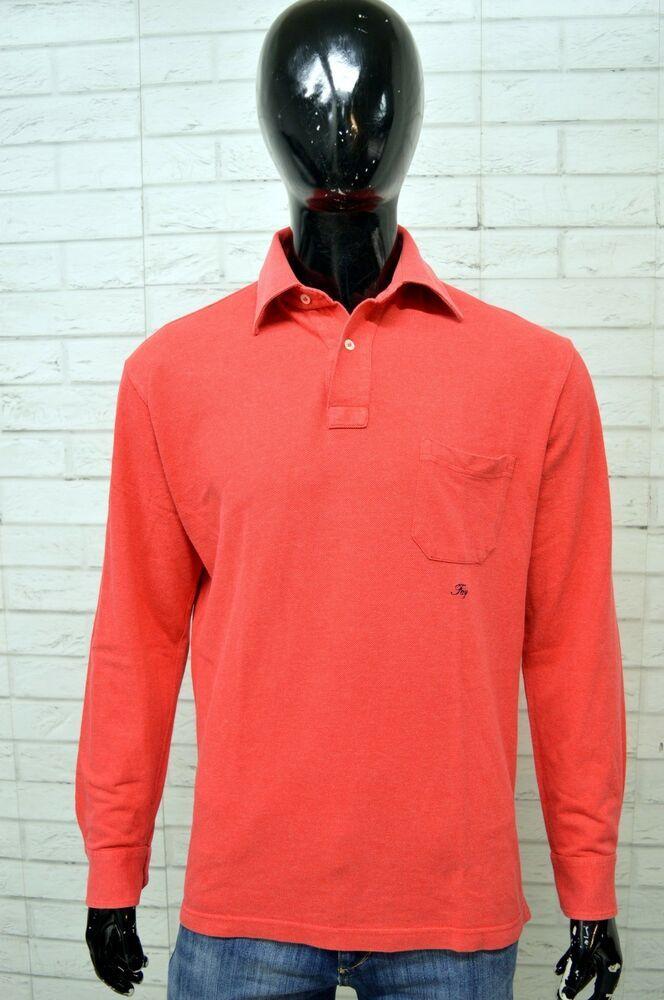 buy online 47b3b 38d07 Polo Uomo FAY Taglia Size XL Maglia Shirt Man Maglietta ...