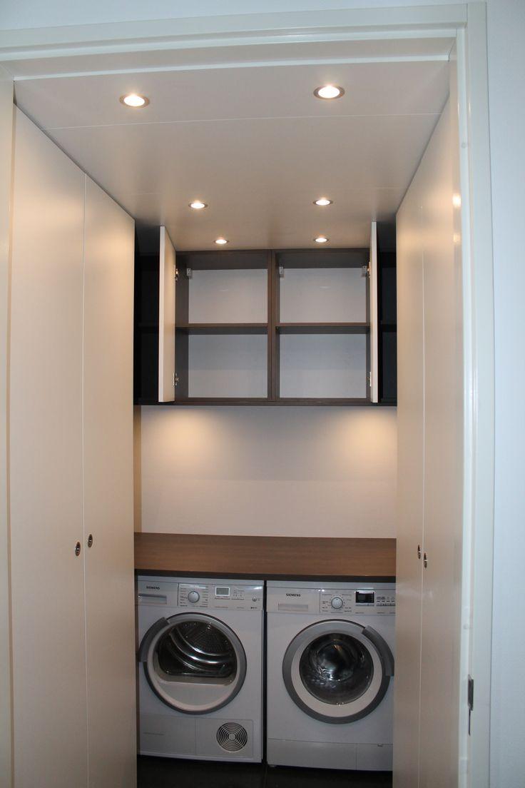 Kast Voor Wasruimte Praktische Oplossing Voor Wassen En