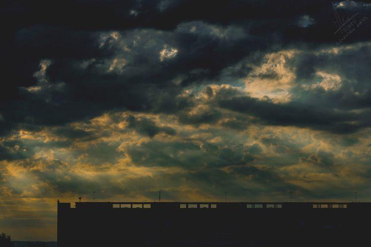https://flic.kr/p/spMib5   Rays through Clouds   Photo: Alexandru Matei Photography  Setup: NIKON D610 + 70.0-200.0 mm f/2.8 Manual,@ 110.00 mm, 1/640 s, @ f/13, ISO 125 Location: Brasov  Share if u like! Thx!