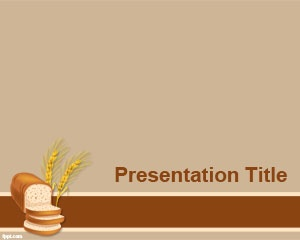 Bread PowerPoint template is a nice bread PPT template for Microsoft PowerPoint presentations that you can download and use in Microsoft PowerPoint as a free bread template for presentations