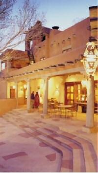 Vista Clara Ranch Spa Resort in Santa Fe New Mexico - health, fitness, southwest cuisine, spirituality
