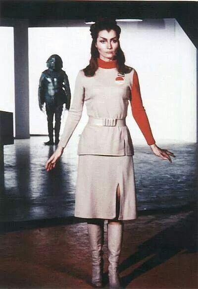 Catherine Schell - Maya - Space 1999
