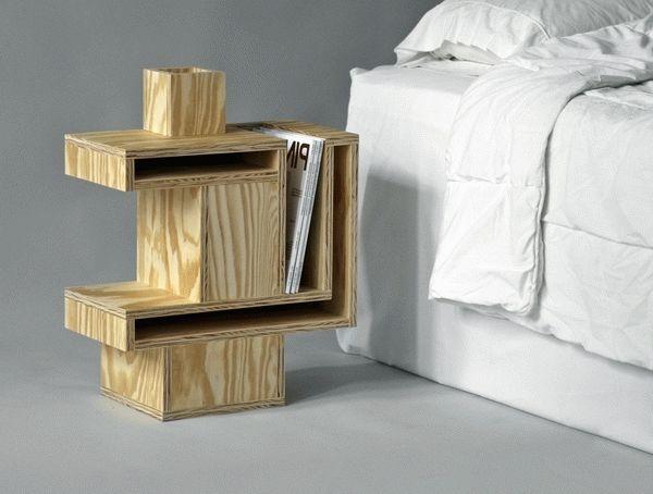 Die besten 25+ Moderne schlafzimmermöbel Ideen auf Pinterest - deko idee holz