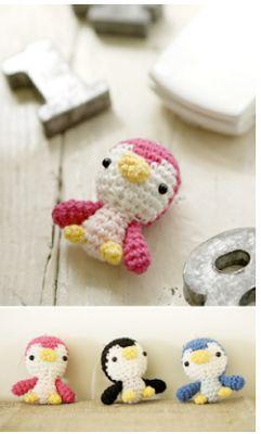 """Crochet Amigurumi Free Pattern Penguin"" #Amigurumi  #crochet"